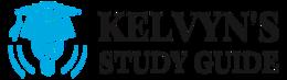 Kelvyn's Study Guide